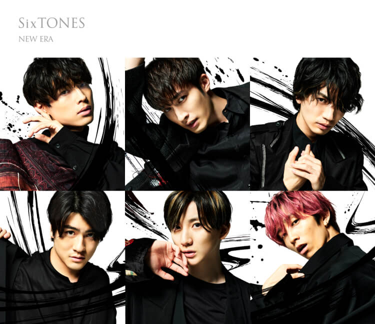 NEW ERA | SixTONES(ストーンズ) Official web site